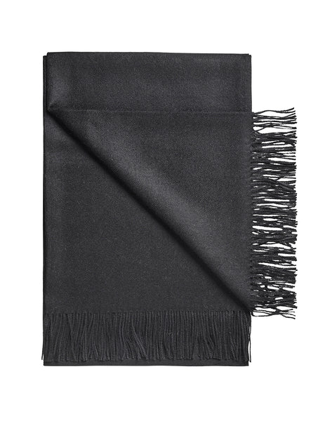 The Wanderlust Blanket - Black