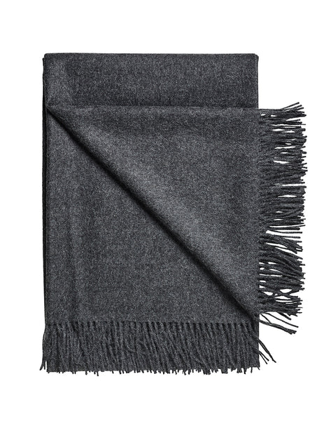 The Wanderlust Blanket - Charcoal