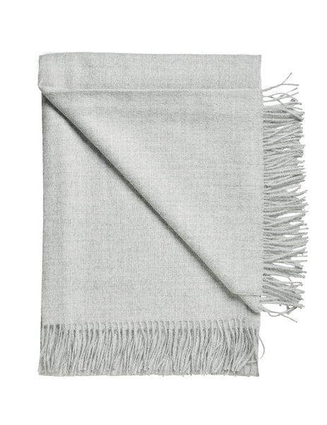 The Wanderlust Blanket - Light Grey