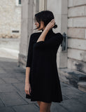The Turtleneck Dress