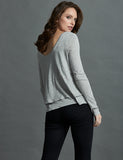 The Double Layer Long Sleeve