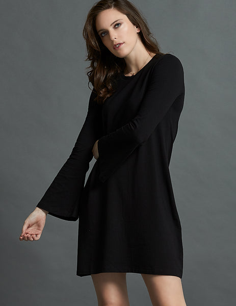 The Bell Sleeve Dress