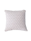 Pima Cotton Graphic Statement Cushion