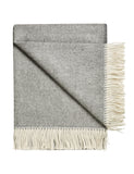 The Wanderlust Blanket - Grey Motif