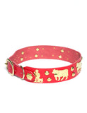 Large Traditional Swiss Dog Collar