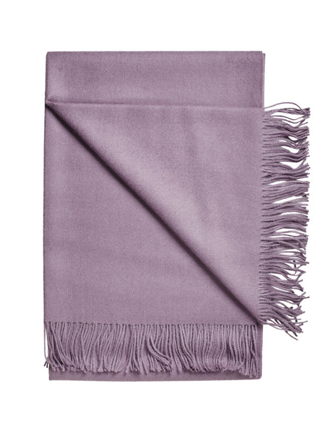 The Wanderlust Blanket - Dark Lilac