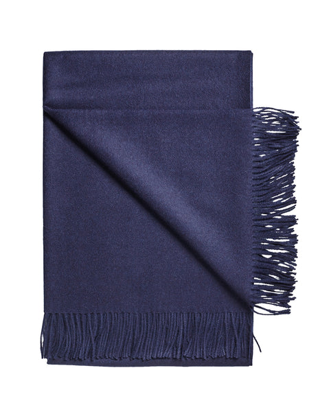 The Wanderlust Blanket - Navy
