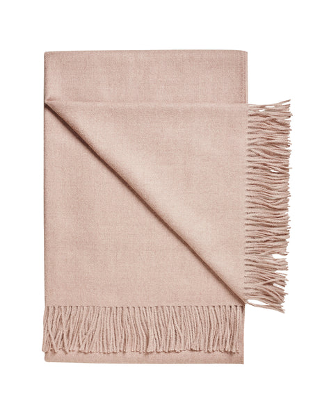 The Wanderlust Blanket - Dusty Pink