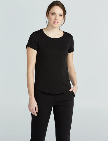The Essential T Shirt - Rounded Hem