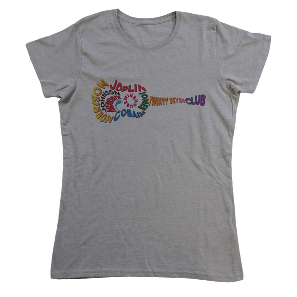 Womens 27 Club Colour Tee