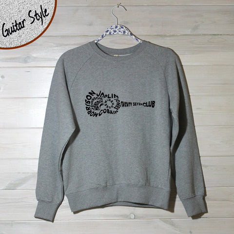 Mens 27 Club Sweatshirt