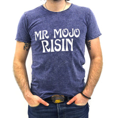 Mens Mr Mojo Risin Denim Tee