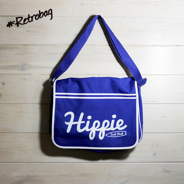 Super Hippie Surf Retro Messenger Bag