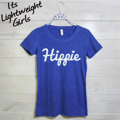Women's Triblend Hippie Tee