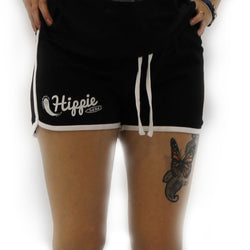 Womens Paisley Surf Retro Shorts