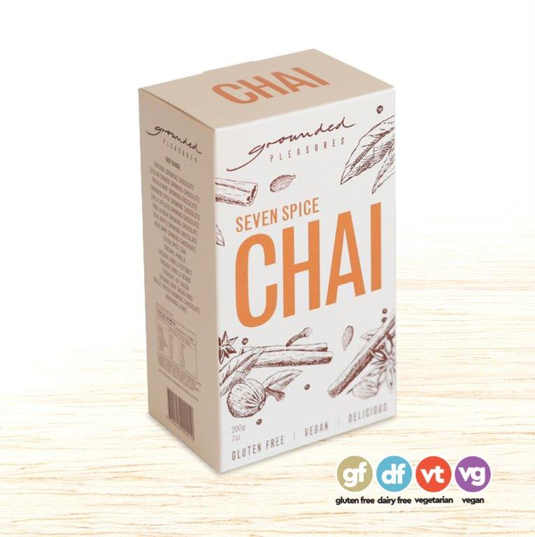 Grounded Pleasures Chai Tea Powder