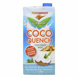 Milk - Coco Quench Organic Coconut milk