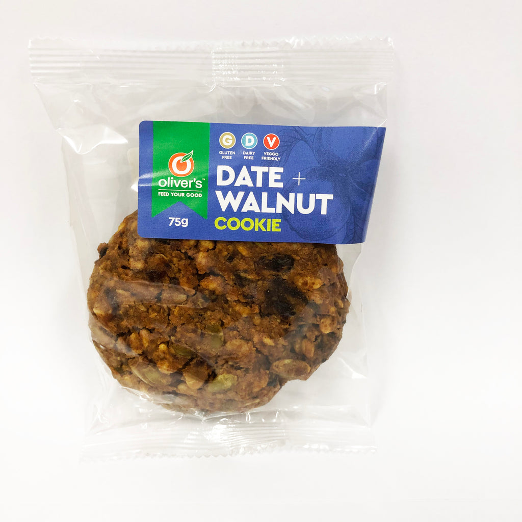Cookie Date & Walnut - 75gm (Box of 15)