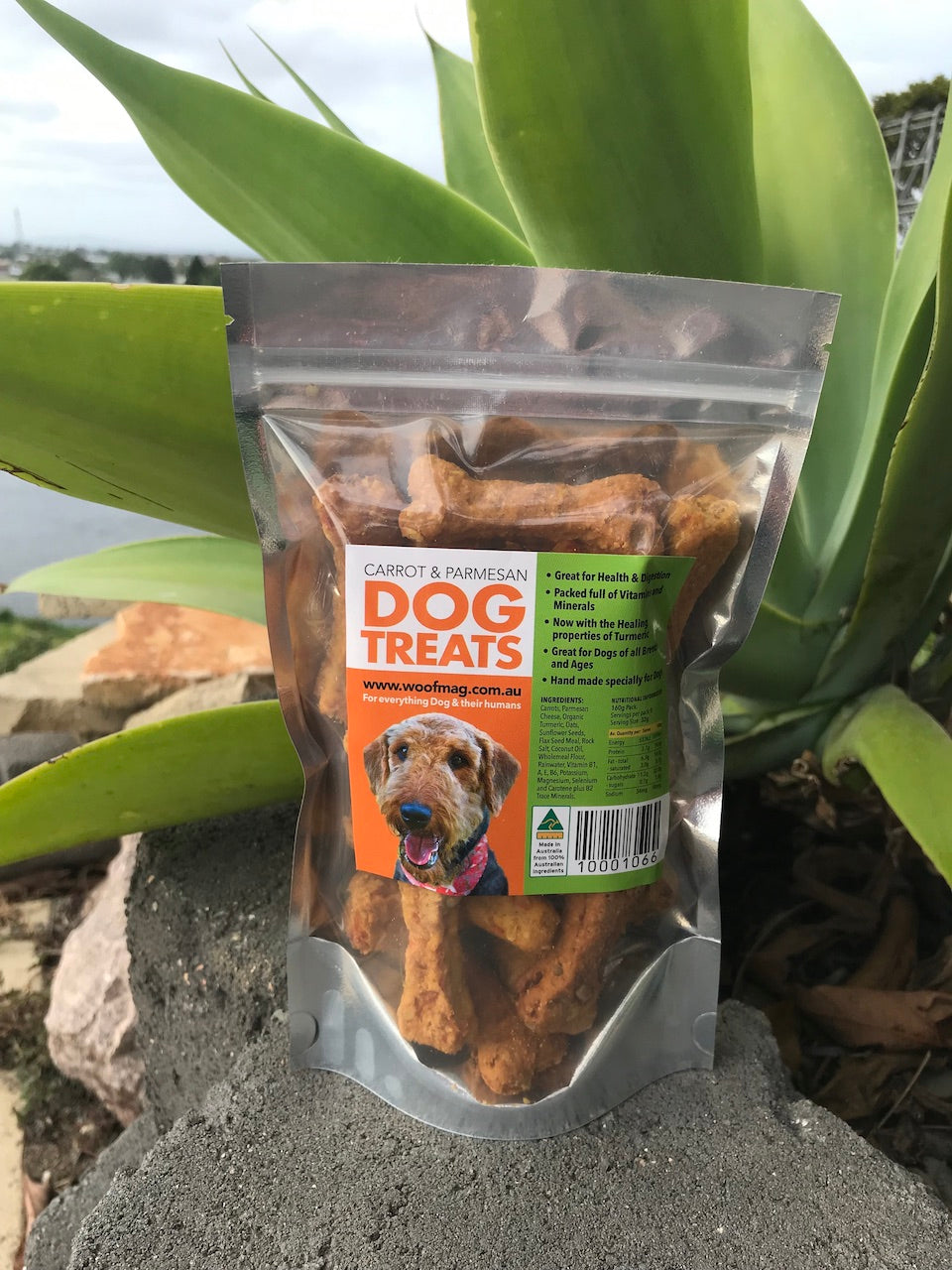 Man's Best Friend Dog Biscuits - Oliver's Real Food