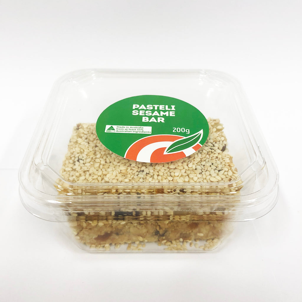 Pasteli Sesame Bars 200g (Box of 12)