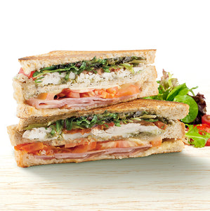 Club Sandwich - Organic Food Delivered - Oliver's Real Food