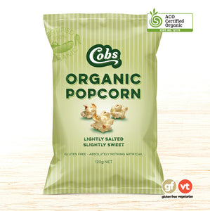 Cobs Organic Popcorn - Organic Food Delivered - Oliver's Real Food