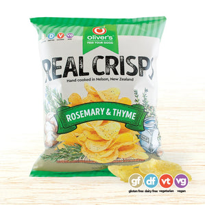 Oliver's Real Crisps - Organic Food Delivered - Oliver's Real Food