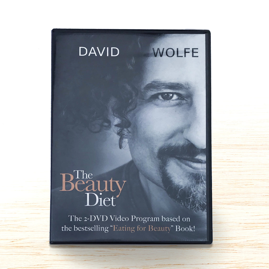 The Beauty Diet DVD - David Wolfe - Organic Food Delivered - Oliver's Real Food