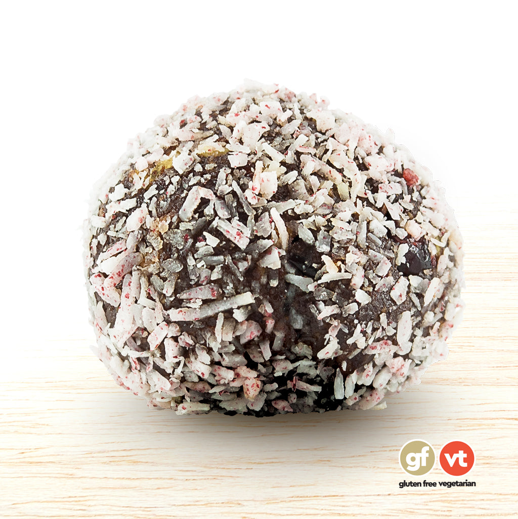 Ball - Energy, Raw Gluten Free Verry Berry