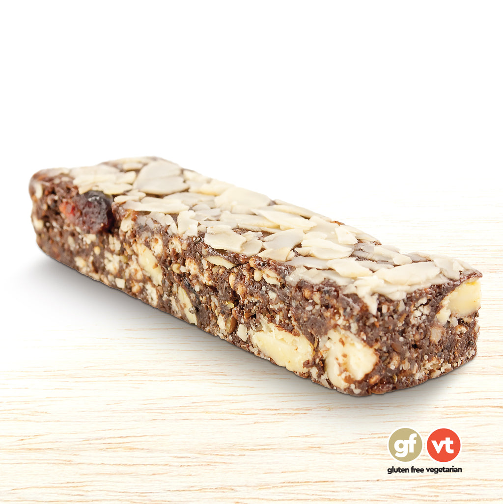 Bar - Oliver's Protein Bar - Blueberry Antioxidant