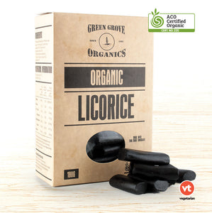 Green Grove Organic Licorice - Organic Food Delivered - Oliver's Real Food