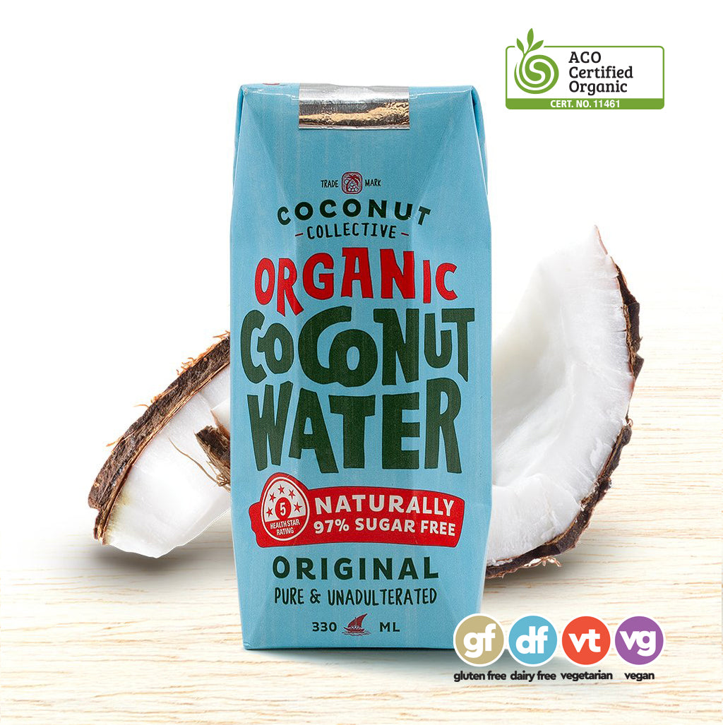 Organic Coconut Water - Organic Food Delivered - Oliver's Real Food