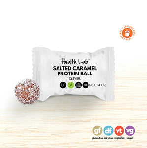 Ball - Health Lab Protein Ball - Salted Caramel