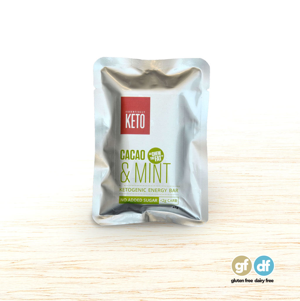 Bar - Keto Cacao and Mint