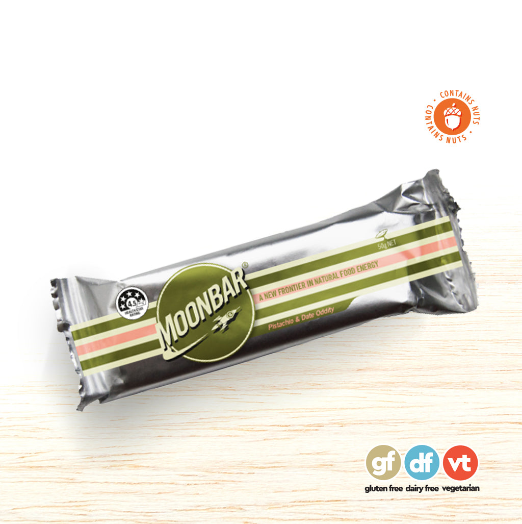 Moonbars - Organic Food Delivered - Oliver's Real Food