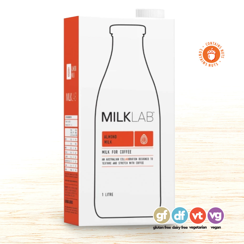 Milklab Almond Milk - Organic Food Delivered - Oliver's Real Food