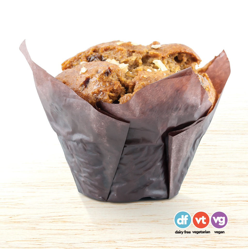Date & Walnut Muffin