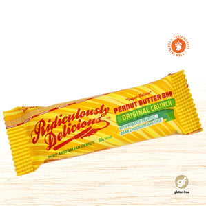 Ridiculously Delicious Peanut Butter Bars - Organic Food Delivered - Oliver's Real Food