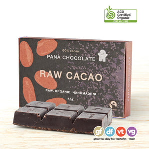 Chocolate - Pana Organic Raw - Raw Cacao