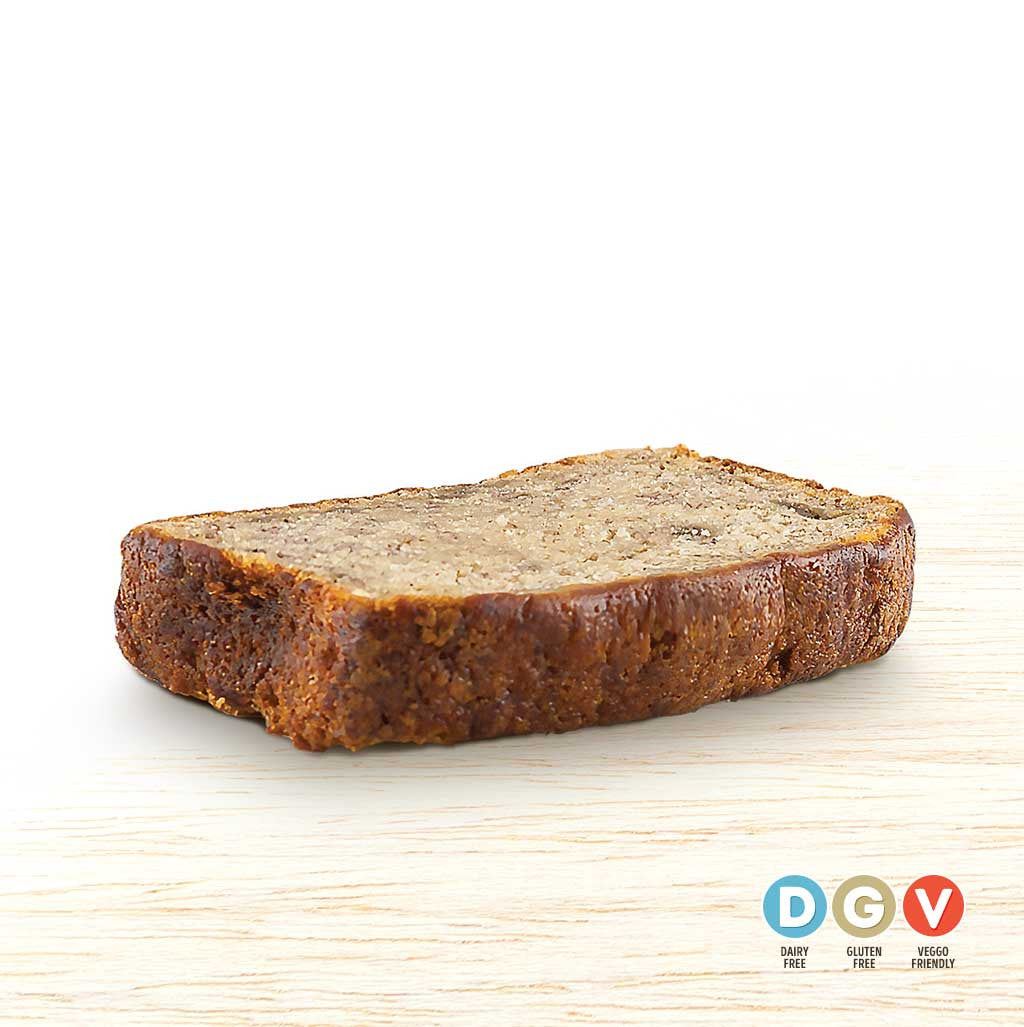 Gluten free Banana Bread - Organic Food Delivered - Oliver's Real Food
