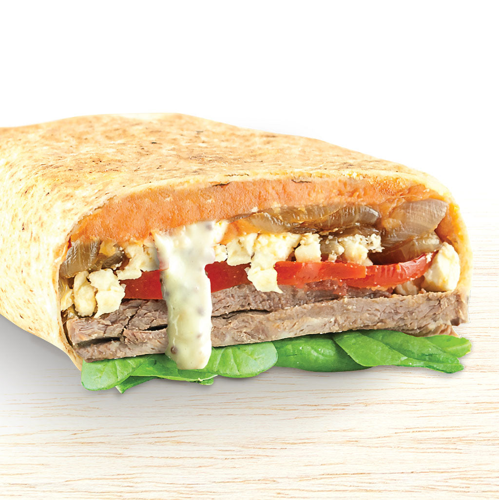 Tender Beef Pita Pocket - Organic Food Delivered - Oliver's Real Food