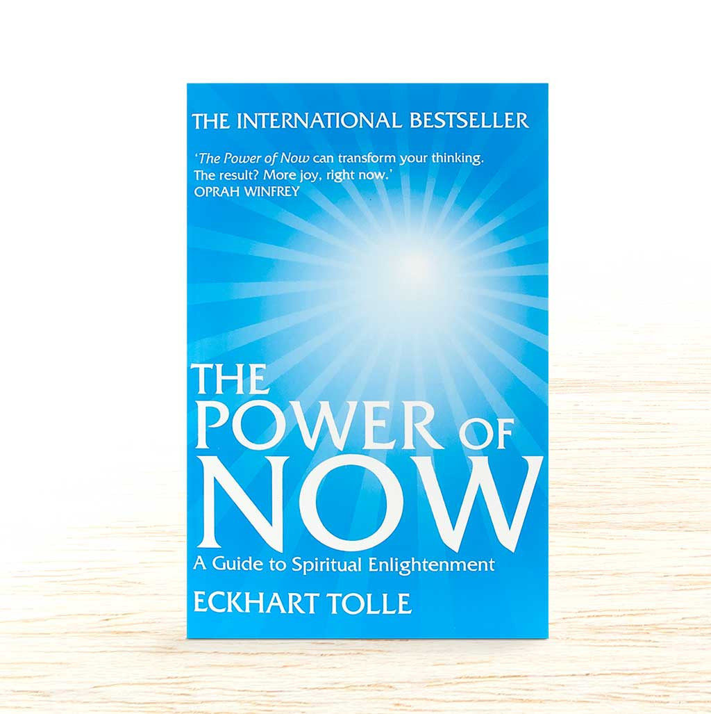 The Power of Now - Eckhart Tolle - Organic Food Delivered - Oliver's Real Food