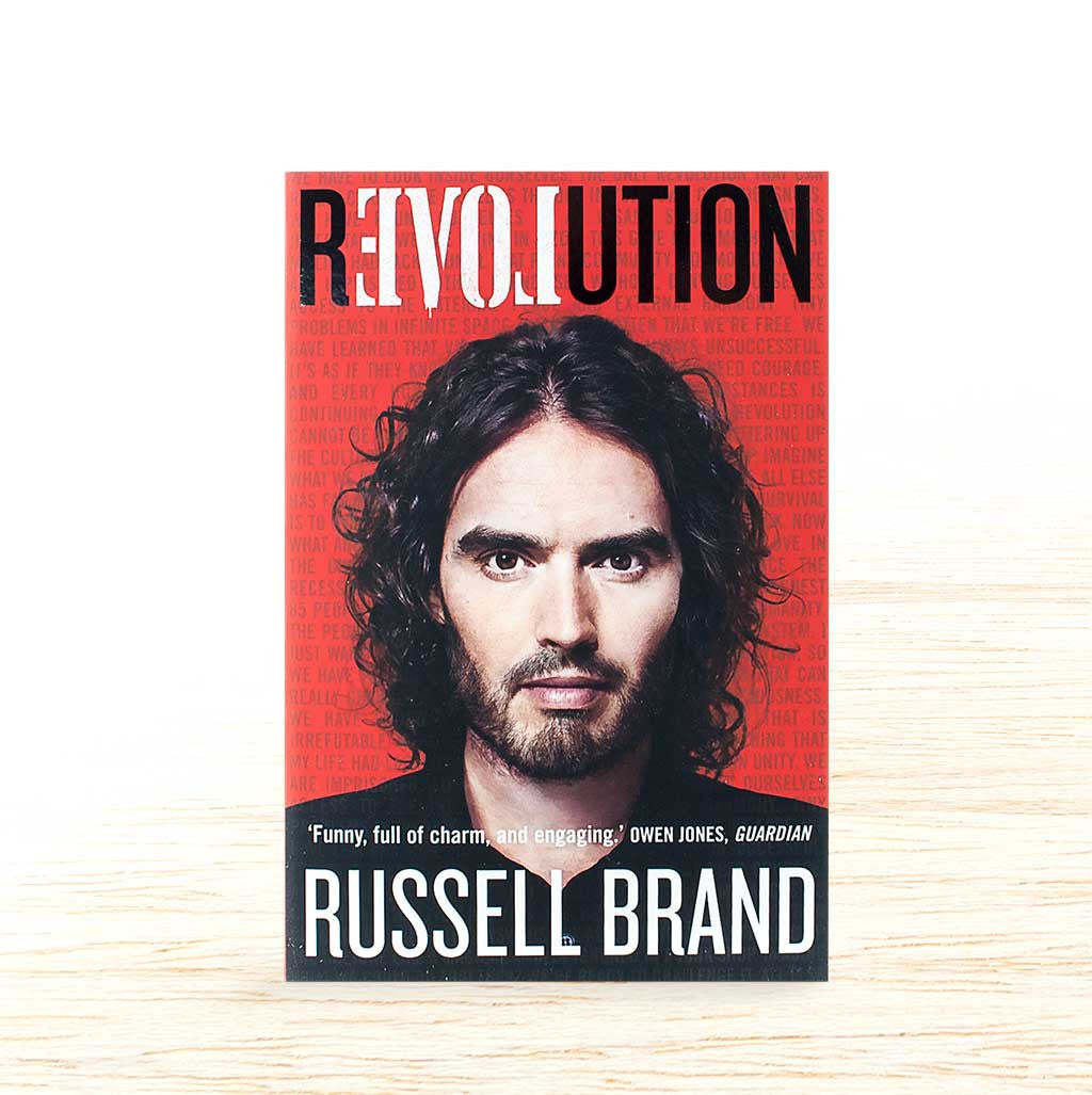 Revolution - Russell Brand - Organic Food Delivered - Oliver's Real Food