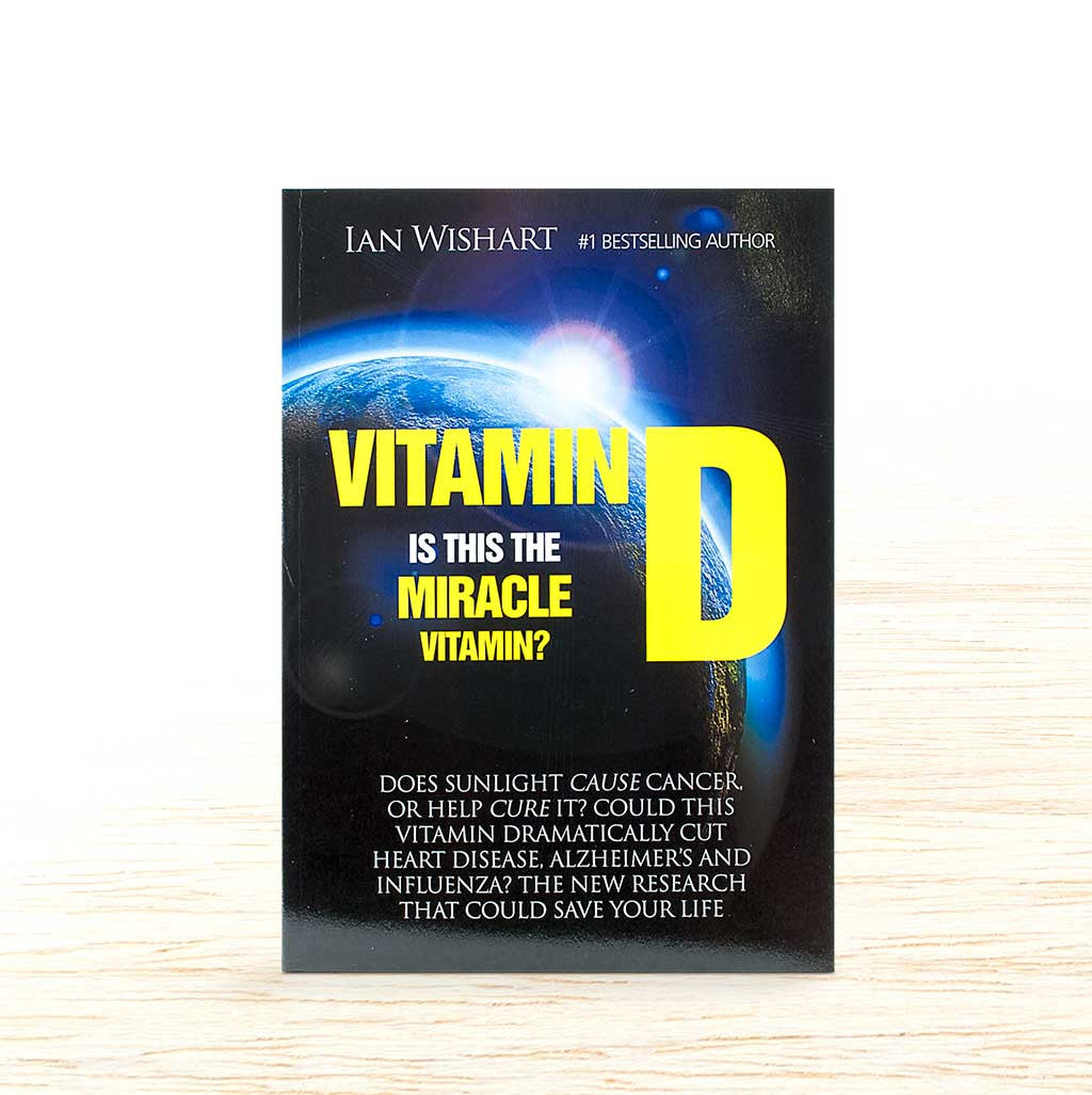 Vitamin D - Ian Wishart - Organic Food Delivered - Oliver's Real Food