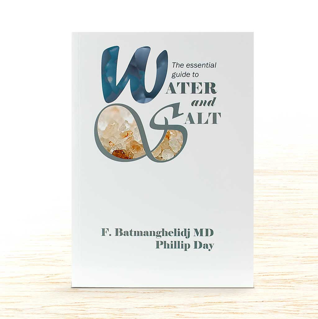 The Essential Guide to Water & Salt - Phillip Day & F. Batmanghelidj MD - Organic Food Delivered - Oliver's Real Food