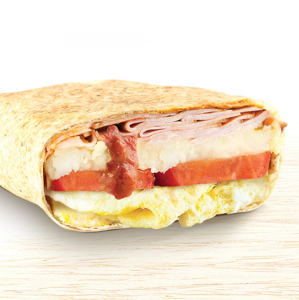 All Day Breakfast Pita Pocket - Organic Food Delivered - Oliver's Real Food