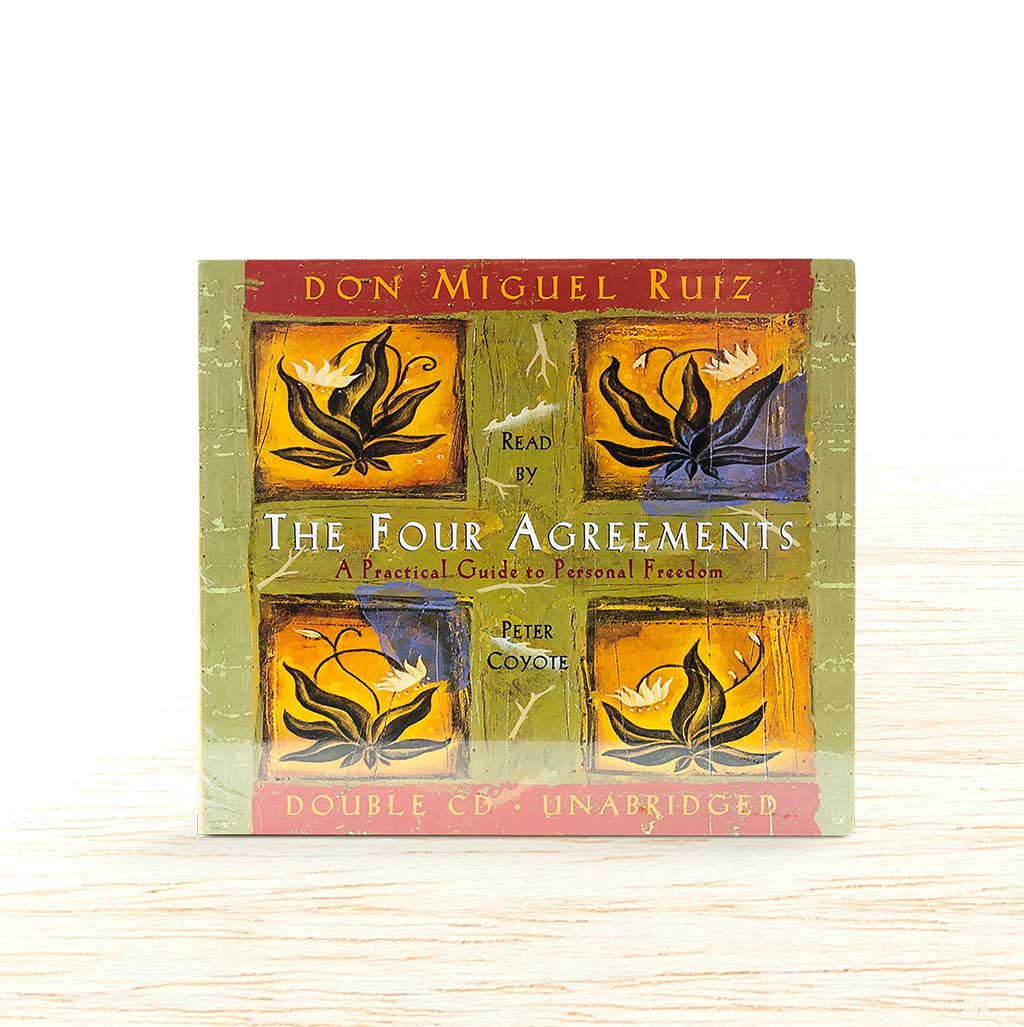 The Four Agreements - Don Miguel Ruiz - Organic Food Delivered - Oliver's Real Food