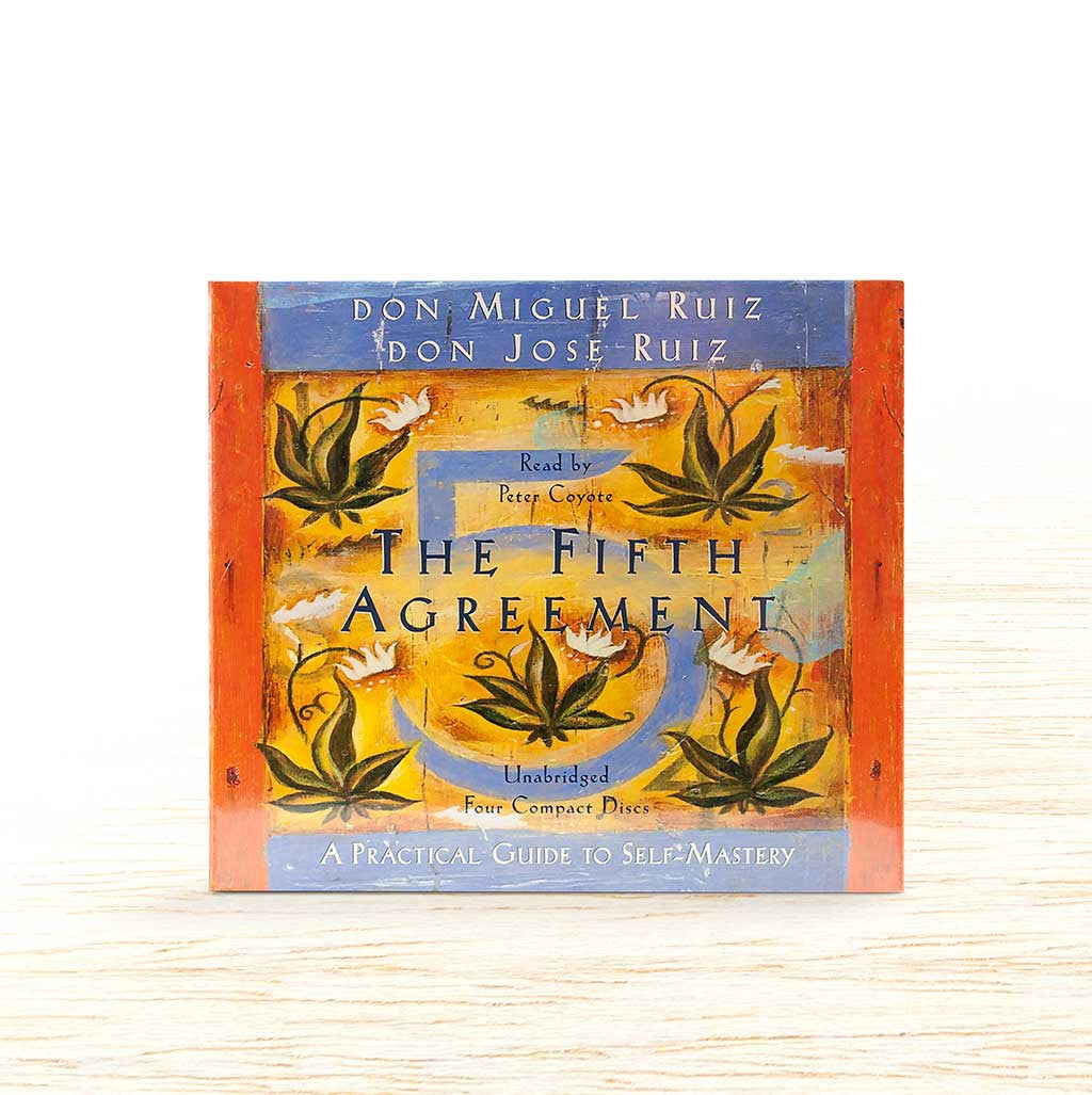 The Fifth Agreement - Don Miguel Ruiz - Organic Food Delivered - Oliver's Real Food