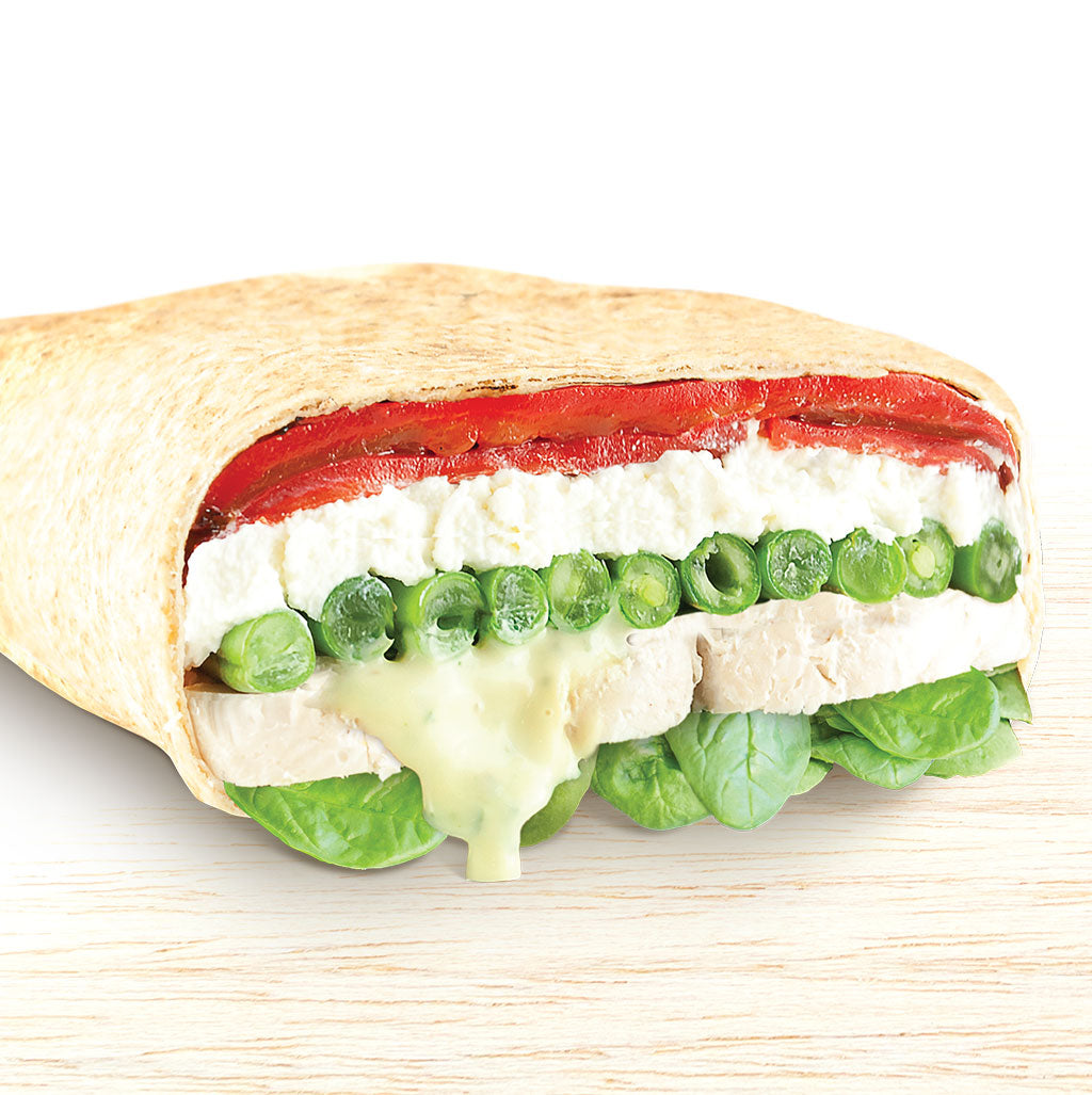 Free Range Chicken Pita Pocket - Organic Food Delivered - Oliver's Real Food