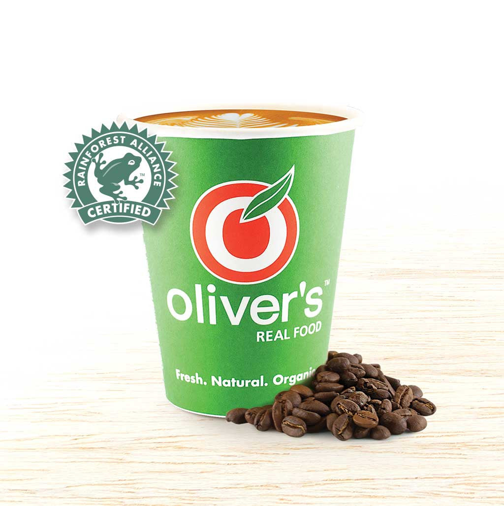 Organic Barista Coffee - Organic Food Delivered - Oliver's Real Food